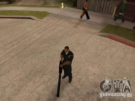 ГШГ-7,62 для GTA San Andreas второй скриншот