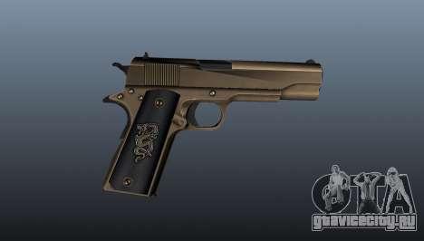 Пистолет M1911 v2 для GTA 4 третий скриншот
