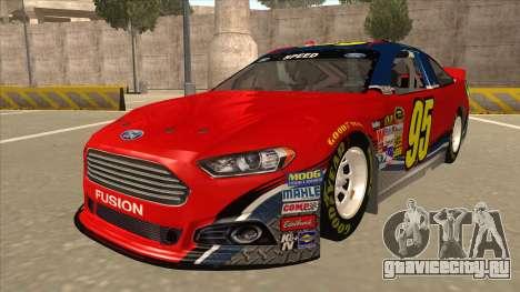 Ford Fusion NASCAR No. 95 для GTA San Andreas