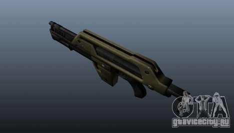 Винтовка M41A L-E-N Killer для GTA 4 третий скриншот