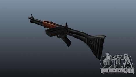 Автоматическая винтовка FG-42 для GTA 4 второй скриншот