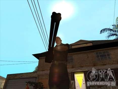 ГШГ-7,62 для GTA San Andreas восьмой скриншот