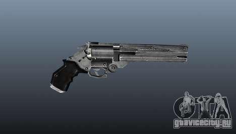 Trigun Revolver для GTA 4 третий скриншот