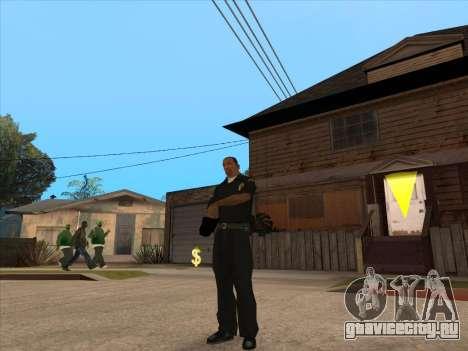 ГШГ-7,62 для GTA San Andreas третий скриншот