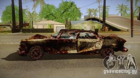 New Glenshit для GTA San Andreas вид слева