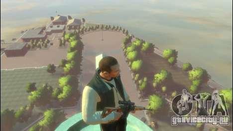 Снайперская Винтовка Драгунова для GTA 4 второй скриншот