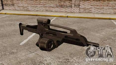 Автомат HK XM8 v3 для GTA 4