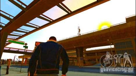 Джинсовая куртка Тревора из GTA V для GTA 4 третий скриншот