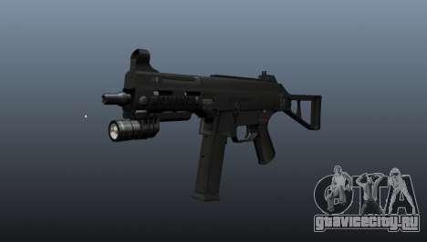 Пистолет-пулемёт UMP45 v2 для GTA 4