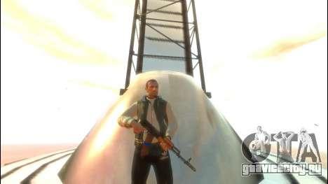 АКС-47 для GTA 4