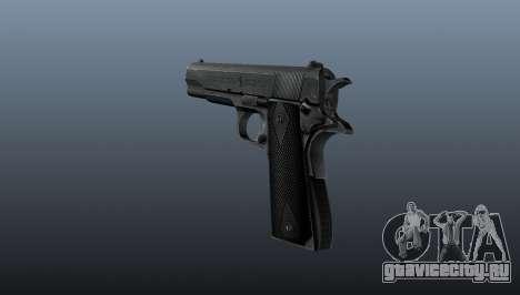 Пистолет M1911 v3 для GTA 4 второй скриншот