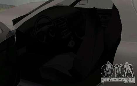MX2000 из Driver Parallel Lines для GTA San Andreas вид сзади