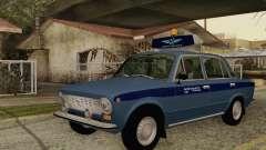 ВАЗ 21011 Аэрофлот для GTA San Andreas