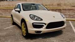 Porsche Cayenne Turbo 2012 v3.5 для GTA 4
