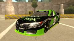 Toyota Camry NASCAR No. 30 Widow Wax для GTA San Andreas