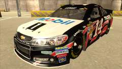 Chevrolet SS NASCAR No. 14 Mobil 1 Tracker Boats для GTA San Andreas