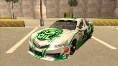 Toyota Camry NASCAR No. 19 G-Oil для GTA San Andreas