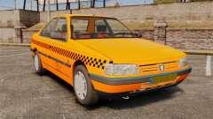 Peugeot 405 GLX Taxi