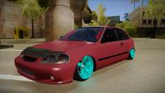 Honda Civic EK9 Drift Edition для GTA San Andreas