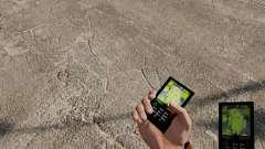 Тема для телефона Android для GTA 4