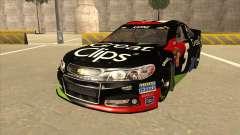 Chevrolet SS NASCAR No. 5 Great Clips для GTA San Andreas