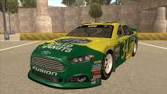 Ford Fusion NASCAR No. 34 Peanut Patch