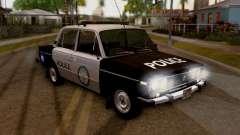 ВАЗ 2106 Полиция Лос Сантос