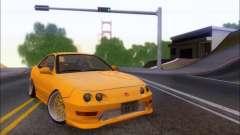 Honda Integra Type-R Hellaflush для GTA San Andreas