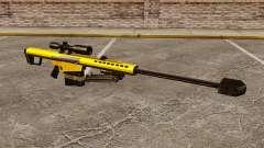 Снайперская винтовка Barrett M82 v3 для GTA 4