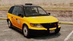 Улучшенное такси
