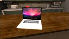 Ноутбук Macbook Air для GTA 4