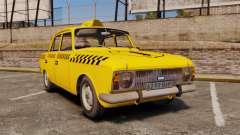 Москвич ИЖ-412 для GTA 4