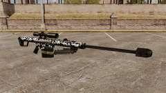 Снайперская винтовка Barrett M82 v16 для GTA 4