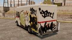 Новые граффити для Boxville