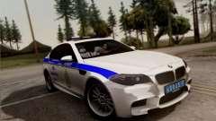 BMW M5 F10 УМВД