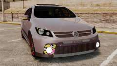 Volkswagen Gol Rally 2012 Socado Turbo для GTA 4