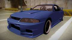 Nissan Skyline R33 JDM для GTA San Andreas