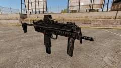 Пистолет-пулемёт HK MP7 v1