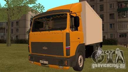 МАЗ 53366 для GTA San Andreas