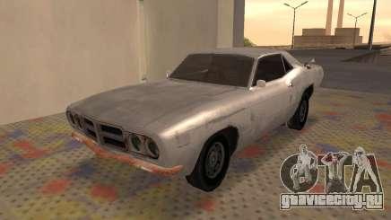 Bullet из FlatOut для GTA San Andreas