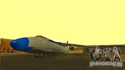 Andromada GTA V для GTA San Andreas