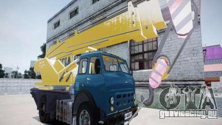 МАЗ КС3577 для GTA 4
