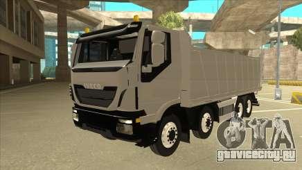 Iveco Hi-Land Самосвал для GTA San Andreas