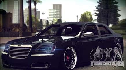 Chrysler 300C Stance для GTA San Andreas