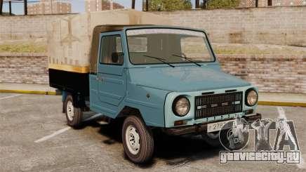 ЛуАЗ-13021 для GTA 4