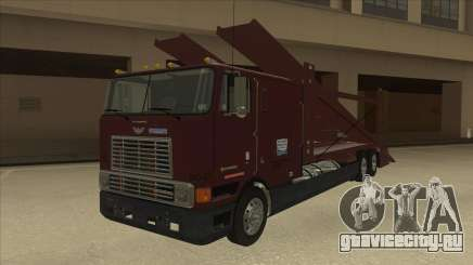 International 9700 Car Hauler для GTA San Andreas