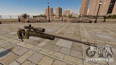 Снайперская винтовка GOL Sniper Magnum v2 для GTA 4
