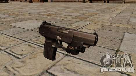 Пистолет FN Five-seveN для GTA 4