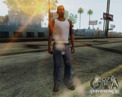 Световая граната HD для GTA San Andreas второй скриншот