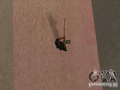 НСВТ для GTA San Andreas четвёртый скриншот